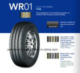 Light Truck Tire 185r14c, Passenger Car Tire, C Tire