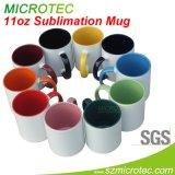 11oz Colorful Mug Sublimation Ceramic Beer Mug