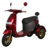 Hot Sale High Quality Three Wheel Electric Scooter 500W
