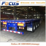 Truck Trailer Manufacturer, 40foot Container Trailer for Sale in The Philippines