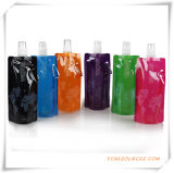 Foldable Water Bottle Drinking Bag Thermal Insulated