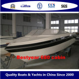Speed 680 Cabin Boat for Sport & Fishing
