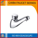 Great Polished Self-Closing Faucet (CB-18906)