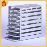 Aircraft Inflight Cart Aluminum Alloy Meal Oven Tray
