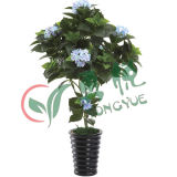 Artificial Hydrangea Bonsai Plant 70cn Hight