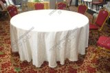 Wholesales Cheap Fancy Wedding Table Cloth (YC-0295)