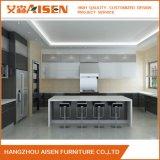 Canada Market Simple Design Lacquer Kitchen Cabinet