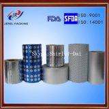 Heated with Alu Alu Foil ISO Certified Aluminium Foil