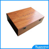 Complimentary Index Cards Bamboo Box