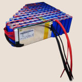 High Safety 48V 7800mAh High Capacity Lithium Battery