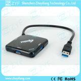 Fish Design 4 Port USB 3.0 Hub (ZYF4118)