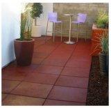 Wear-Resistant Rubber Tile, Recycle Rubber Tile, Square Rubber Tile