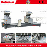 Aluminum and UPVC Processing Machine of Double Mitre Saw