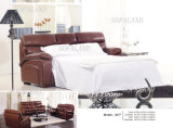 Modern Leather Foldable Sofa Bed 847#