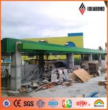 Ideabond Export Philippines Green 4mm Exterior Wall Cladding Material (AF-35F)