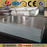 201 304 Floor Anti-Slide Diamond Checkered Tread Stainless Steel Plate