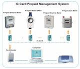 Prepaid Metering System for Smart Water Flow Meter