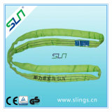 2t*5m Endless Polyester Round Sling Safety Factor 6: 1