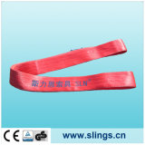 2017 Sln Synthectic Fibre Endless Type Lifting Webbing Sling