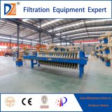 High Efficiency Once Open Filter Press for Sludge Dewatering