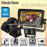 7inch School Bus DVR Rear View System (DF-720CH314DVR)