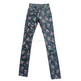Stylish Lady's Leisure Jeans, Casual Style Denim Pants Women Jeans