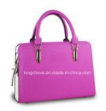 New Fashion Purple PU Designer Ladies Handbags (KCH120-3)