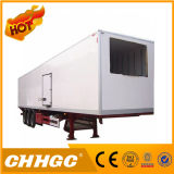 CCC XQC FRP Meat Refrigerated Truck Semi Trailer