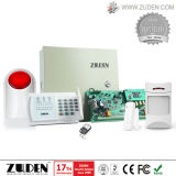 Wireless GSM Home Security Alarm with PSTN Wired Telephone Network