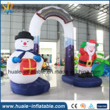 High Quality Inflatable Advertisement, Inflatable Arch for Christmas