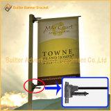 Metal Street Pole Advertising Banner Kit (BT-BS-011)