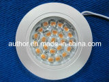 12V 3W SMD3528 Round LED Cabinet Lighting 2131