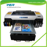 Cheaper Price China A2 Desktop UV Printer with Clear Color