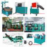 Semi-Auto Waste Tyre Reycling Production Line