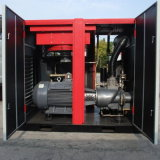 Compressor That Can Produce Hot Water