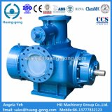 Twin Screw Cargo Pump 2hm7000-128 From China Huanggong Machinery Group