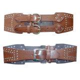Classic Lady′s Fashion Waist Belt Ky1503