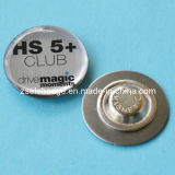 Stainless Steel Silk Printing Pin with Epoxy Coating (Ele-P023)