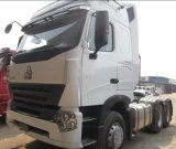 Sinotruk HOWO A7 420HP 6X4 Tractor Head Truck Price