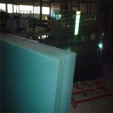 4mm Tempered/Float Clear/Tinted Frosted Acid Etched Glass