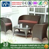 Wicker Outdoor Furniture Rattan Corner Sofa Furniture /Ratan Garden Furniture Sectional Sofa (TG-1250)