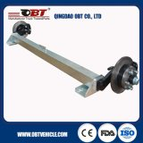 Rubber Torsion Axle with or Without Brake