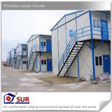 Prefabricated House with EPS Insulation Work