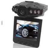 "2013 New Arrival & Powerful HD198 Car Camera 6 IR LED Car Video Recorder for Night Vision Car DVR with 2.5"" Screen 120 Angle"