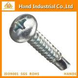 Stainless Steel Round Head Cross Drlling Screw