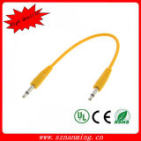 Selling Like Hotcakes Colourful DC3.5mm Audio Mono Cable