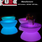 LED Drinks Table 16 Colour Illuminated LED Furniture Weatherproof