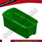 Plastic Planters Injection Mould Design and Making