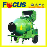 350L Jzc350 Small Portable Concrete Mixer with Tipping Bucket