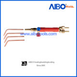 British Type Welding Torch with 4welding Tips (2W1135)